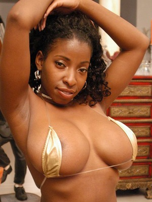 ebony porn star Vanessa Blue. Click here for the free gallery