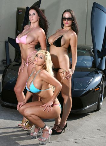 Pornstars Like It Big Gianna Michaels Shyla Styles Carmella Bing
