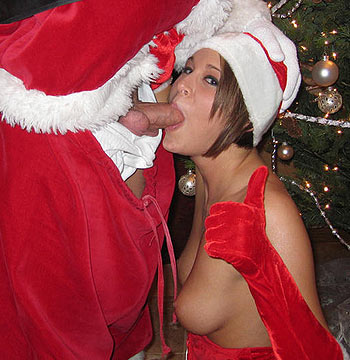 Melissa Midwest Videos fucking Santa
