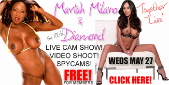 Mariah Milano and Diamond Jackson Live Tonight at 8:30!