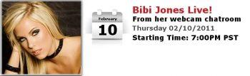 See Bibi Jones Lives!
