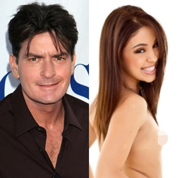 Charlie Sheen - Gigi Rivera