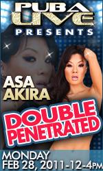 Asa Akira Live!