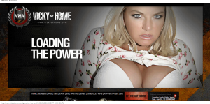 Official Site of Vicky Vette   The VNA