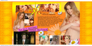 The Only Official Website of Award Winning Pornstar Sunny Lane