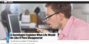 A Sociologist Explains What Life Would Be Like If Porn Disappeared - MTV