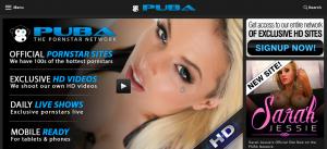 PUBA   The Pornstar Network