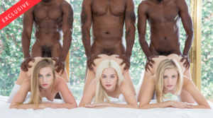 BLACKED.com   Exclusive Interracial HD Erotica Porn Videos