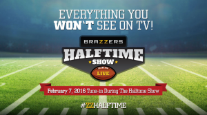 Free Live Halftime Porn Show by Brazzers.com