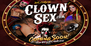 ClownSex.com   COMING SOON