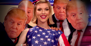Make America Gape Again    Donald J Trump Porn Parody