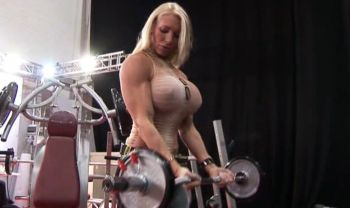 FIBO Expo with Krisztina Sereny